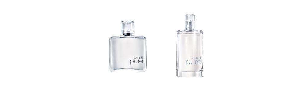 Zapach Avon Pure dla niego i dla niej