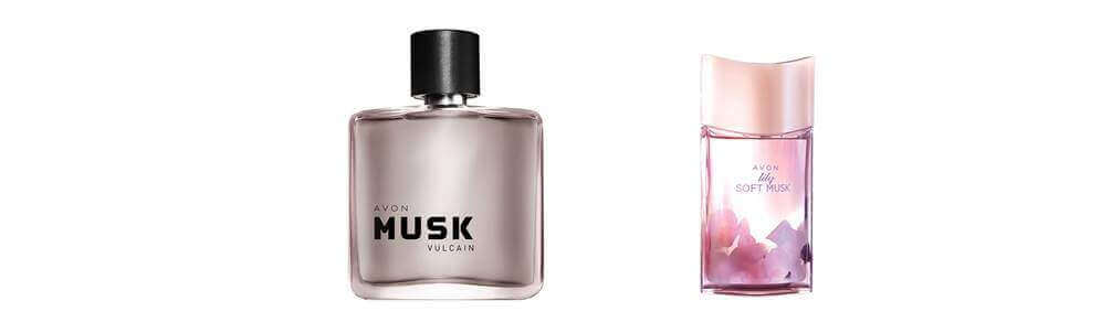 Zapachy Avon Musk