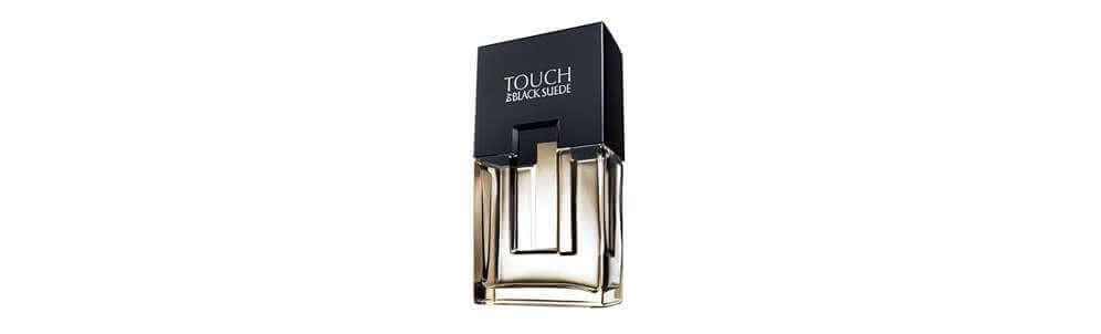 Zapachy Avon Black Suede