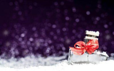 Perfumy pod choinkę