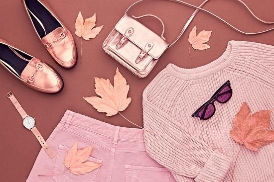 Kolory modne na jesień