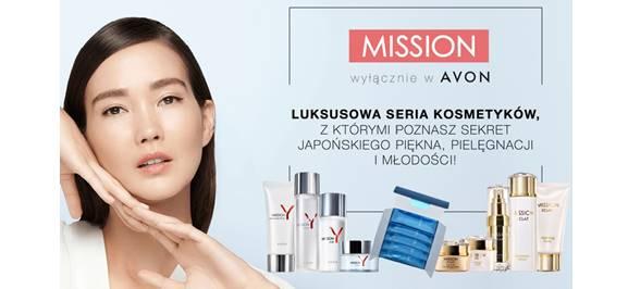 Avon Mission – rytuał prosto z Japonii
